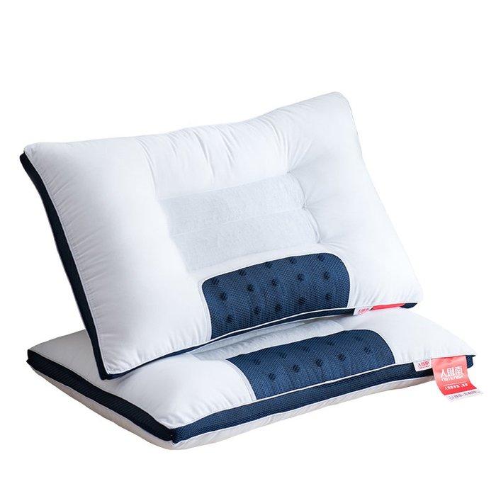 預售款-LKQJD-全棉決明子枕頭成人蕎麥皮護頸椎枕單人雙人枕芯一對裝家用
