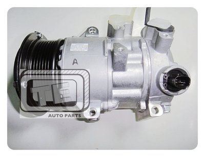 【TE汽配通】豐田 TOYOTA CAMRY PREVIA RAV4 2.0/2.4 冷氣 壓縮機 R134 全新品 日本DENSO