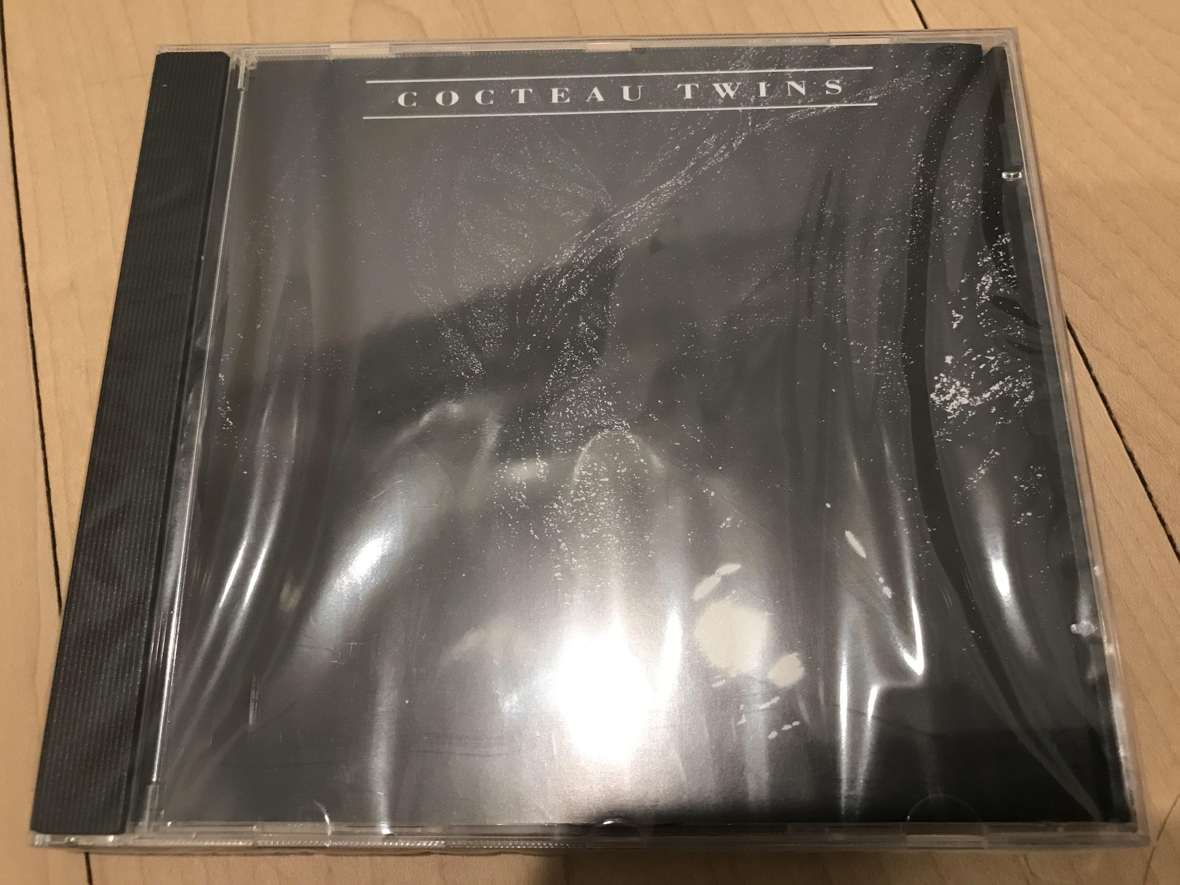 全新未拆封 英國盤 4AD 發行 Cocteau Twins 攣生卡度 / The Pink Opaque