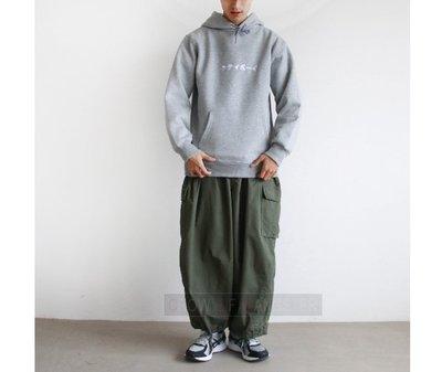 『COG』 m1486 原創街頭潮流 army pant 情侶日式休閒褲 日本工作褲 寬版抽繩縮口工裝軍褲