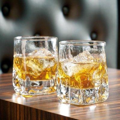 進口Durobor加厚無鉛玻璃威士忌杯子 家用古典烈酒啤酒洋酒杯酒具yi   全館免運
