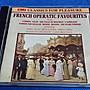 R古典(二手CD)FRENCH OPERATIC FAVOURITES~uk版~無IFPI