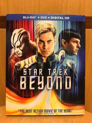 全新美版Star Trek Beyond 星空奇遇記:超域時空 DVD J. J. Abrams