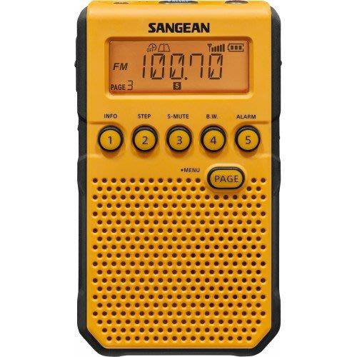 【阿嚕咪電器行】sangean山進 DT-800 調頻立體 / 調幅 數位式收音機