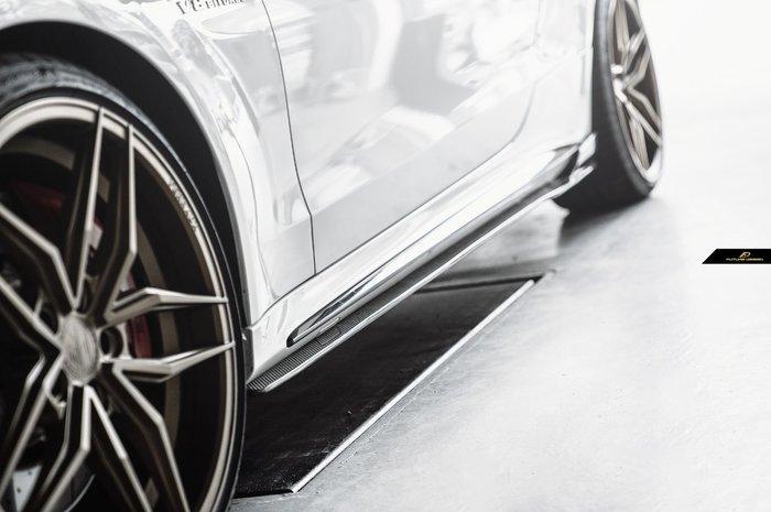 【政銓企業有限公司】賓士 BENZ W205 AMG 專用 FDGT 高品質 抽真空 側裙 定風翼 免費安裝 現貨