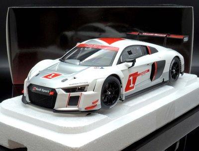 【M.A.S.H】現貨特價 Autoart 1/18 Audi R8 FIA GT GT3 Presentation