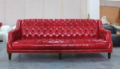 【台大復古家居】英倫經典 Westbourne Tufted Sofa 高背 拉釦沙發【單人_雙人_三人_四人,可客製】