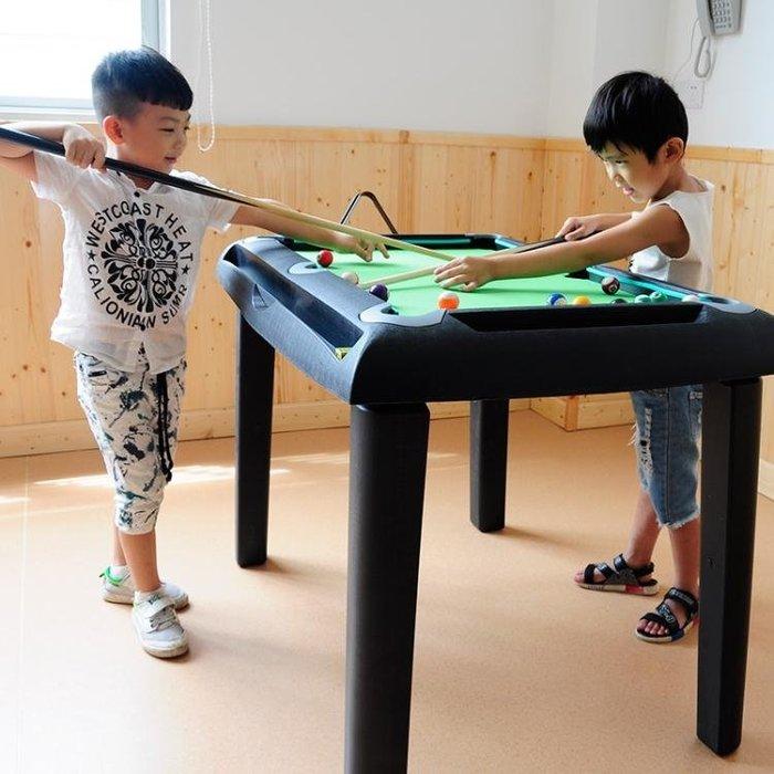 少年強兒童桌球台球玩具家用迷你桌球台兒童男孩親子玩具桌台球