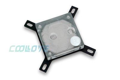 小白的生活工場*EK-Supremacy EVO - Nickel (Original CSQ) CPU水冷頭/全支援