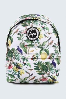 HYPE NATURE BACKPACK 大自然 森林 水果 後背包 英國品牌 (售完