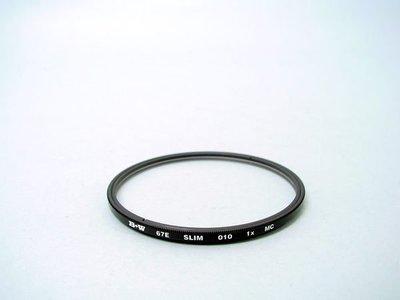 @佳鑫相機@(全新品)B+W 67mm SLIM MRC UV 薄框 多層鍍膜 保護鏡 特價1500元!比xs-pro系列更薄!