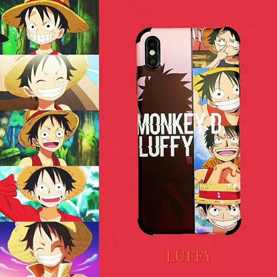 One piece Luffy iPhone Case 手機殼