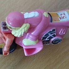 麥當奴玩具回力电单車