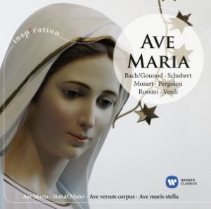 聖母頌: 最美的聖母頌名曲(靈感34) Ave Maria /拉圖 Simon Rattle 5099962814324
