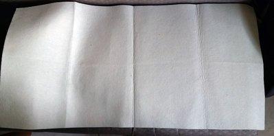 宇陞精品-米白/黑/灰色墊布/書畫書法氈/宣紙墊/書法墊/書法毯/國畫毯,防止墨水污染桌面-80*150cm-缺貨