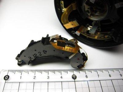 【數位達人相機維修】對焦齒輪維修 CANON EF-S 18-55mm f3.5-5.6 IS 維修