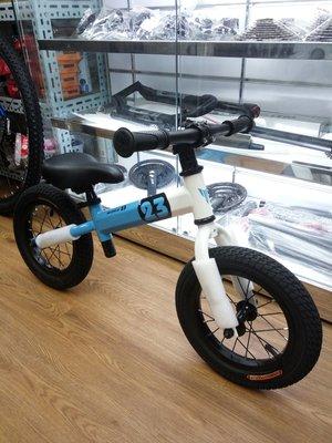 【深水埗門市easy bike 依時單車】全新現貨競速版充氣輪兒童平衡車,小朋友滑步車,兒童單車,玩具禮物