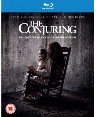 BD 全新英版【厲陰宅】【The Conjuring】Blu-ray 藍光