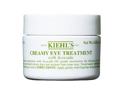 ※美國代購-潔潔小屋※KIEHL'S 契爾氏 Creamy eye treatment 酪梨眼霜 --28g