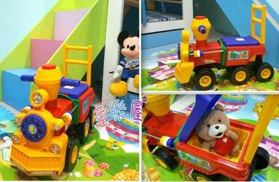高雄玩具~兒童火車~可騎乘火車-滑步車...