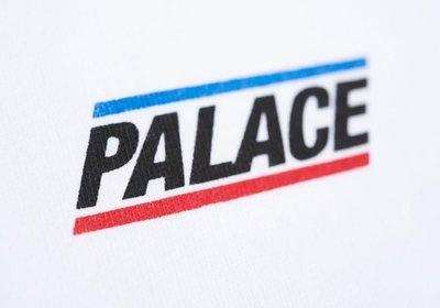 ☆AirRoom☆【現貨】2017SS Palace BASICALLY A T-SHIRT WHITE 白色 短TEE