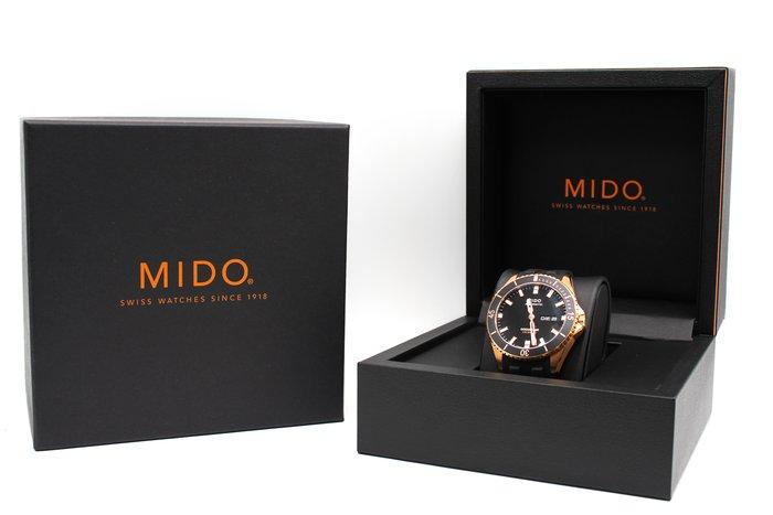 【高雄青蘋果】MIDO Ocean StarCaliber 80 M0264303705100 潛水機械腕錶#29052