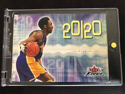 🐍2000-01 Fleer Focus #228 Kobe Bryant