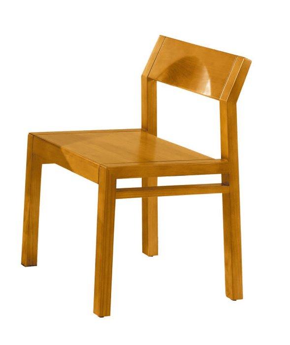 【南洋風休閒傢俱】餐廳家具系列- 傑克本色餐椅 用餐椅  (金622-4)
