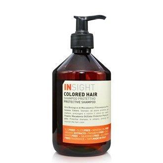 【IS艾絲】洗髮精】INSIGHT  インサイト 堅果油護色洗髮精 500ML