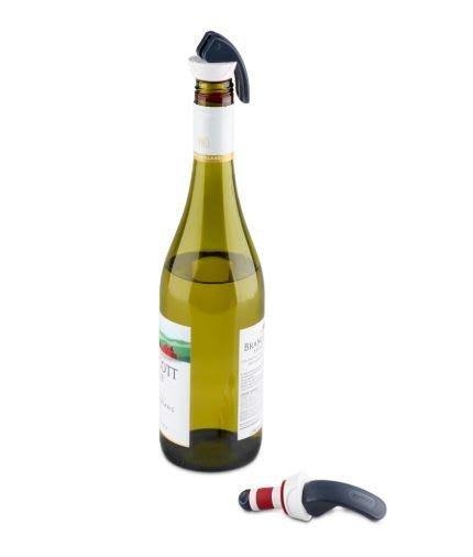 Zyliss 酒瓶塞 瓶塞 塞瓶器 矽膠酒瓶塞 葡萄酒瓶塞 2入