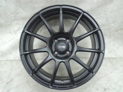 【超前輪業】 DG FG02 17吋鋁圈 5孔100-114.3-108-112 旋壓鋁圈 超輕量化 完工價 5500