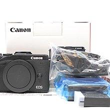 【台南橙市3C】CANON EOS M6 Mark II 3250萬 4K 單機身 二手相機 微單眼相機 #58178
