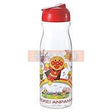 【橘白小舖】(日本製) 日本進口 麵包超人 Anpanman 1.2L 玻璃冷/熱兩用水壺 冷水壺 玻璃瓶 1200ml