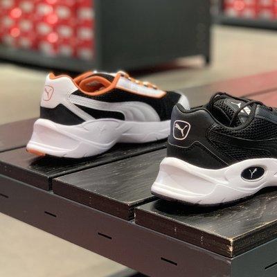 運動潮牌代購PUMA彪馬 Nucleus 夏季新款男子網眼透氣低幫運動鞋休閒鞋 369777