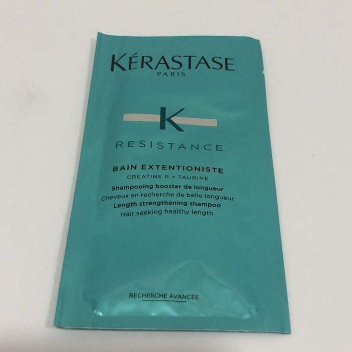 【化妝檯】K'ERASTASE卡詩 萊雅 煥髮彈韌髮浴/煥髮重建熱活精華/特潤舒活髮浴 10ml 試用包 洗髮精 護髮