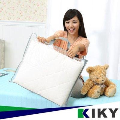 【保潔墊】KIKY MIT台灣製 雙人床全包式保潔墊.租屋保護床墊.嬰兒尿墊.貓狗寵物(床墊加購價專屬賣場)hot E