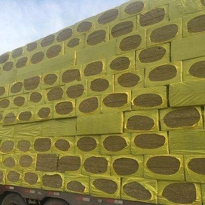 高密度巖棉板A級防火隔音棉屋頂隔熱大棚復合保溫板KTV消防吸音棉MSSugar蜜斯蜜糖