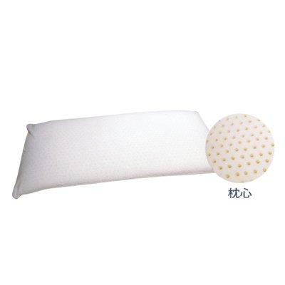 【乳膠枕-經典型】美國Ever Soft防蹣寢具 枕頭 舒適 透氣 抗菌A800412007