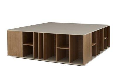 【品傢俱】近原裝 Ligne Roset Book│造型茶几 矮桌 和室桌│另有B&B,Poliform,Minotti