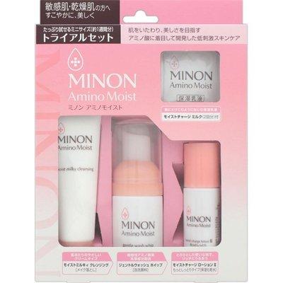 樂婕 日本Minon-Amino Mo...