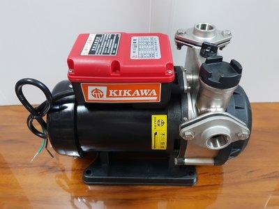 ╭☆優質五金☆╮木川泵浦靜音不生銹1/2HP抽水馬達~抽水機~KQ720S 白鐵水機