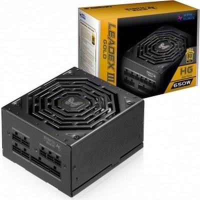 【nemo生活家飾館】振華 LeadexIII 650W 金牌全模組化 電源供應器