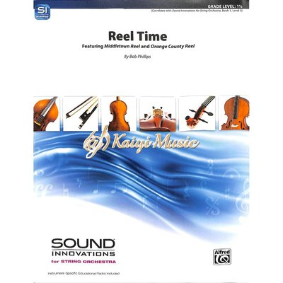 Kaiyi Music ♫Kaiyi Music♫Reel time featuring middletown by bob phillips