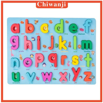 Digital Letter Puzzle Matching Board Early