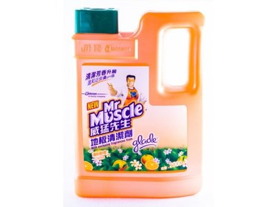 【B2百貨】 威猛先生地板清潔劑-清新鮮橙(2000ml) 4710314451813 【藍鳥百貨有限公司】