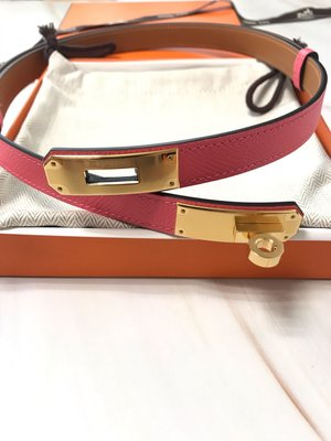Hermès Kelly belt