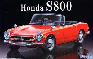 富士美 1/24 拼裝車模 Honda...