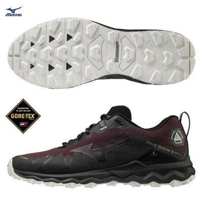 好鏢射射~~MIZUNO 美津濃 WAVE DAICHI 6 GTX 一般型女款越野慢跑鞋 J1GK215642