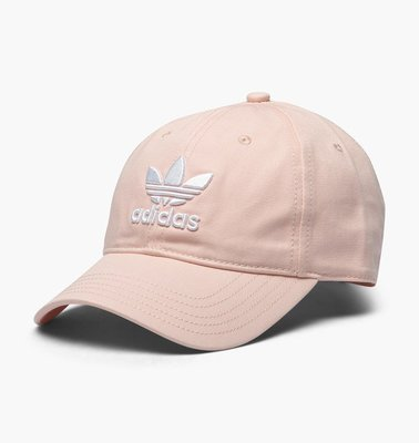 【Admonish】adidas Originals  cap in pink  愛迪達 老帽  粉紅色