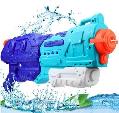 《FOS》日本 遠距離 水槍 玩具 1500ml 大容量 噴水槍 戲水 夏天 消暑 孩童最愛 禮物 熱銷 2020新款